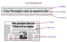 L'articolo di giornale per la prova di italiano. TIPOLOGIA B